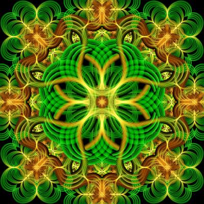 Nature Mandalas