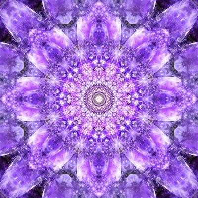 Crystal Mandalas